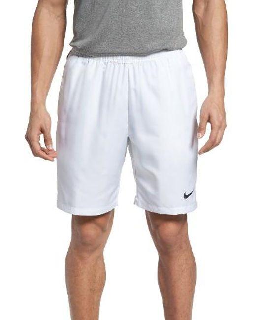 Nike | Black Tennis Shorts for Men | Lyst