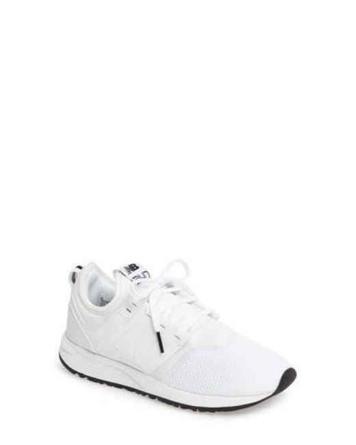 New Balance | White Sport Style 247 Sneaker | Lyst