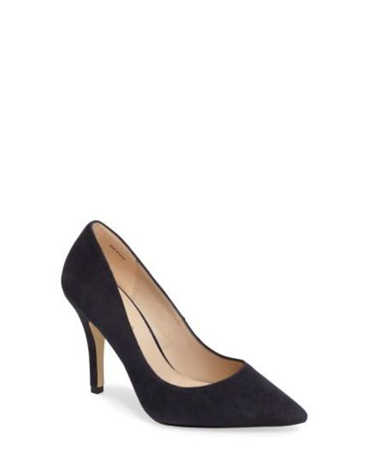 Pelle Moda | Blue Vally Pointy Toe Pump | Lyst