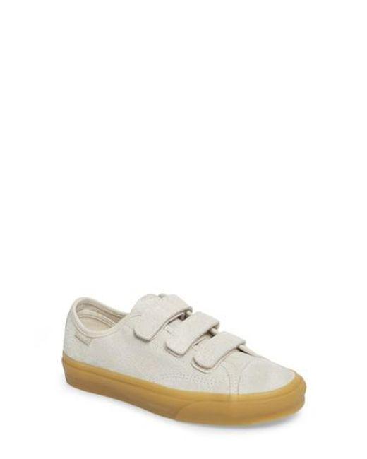 Vans | White Style 23 V Sneaker | Lyst