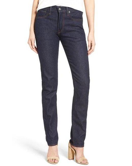 Leviu0026#39;s 505(tm)c Straight Leg Jeans (elvis) In Blue - Save 59% | Lyst