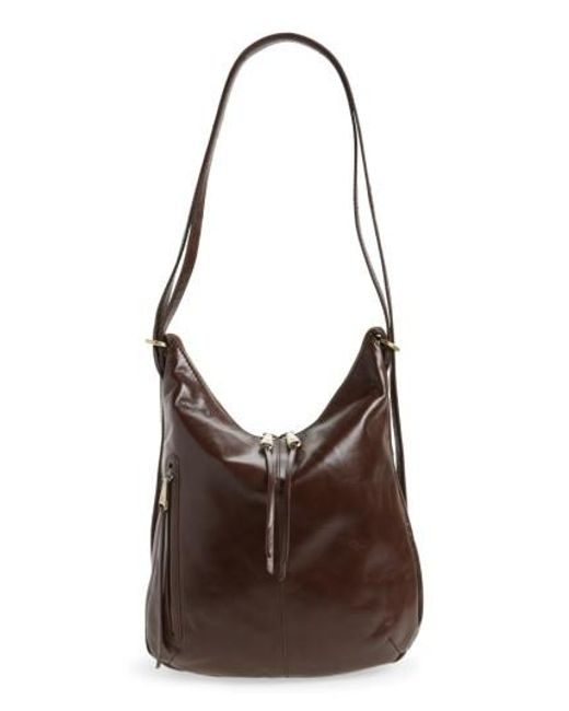 Hobo | Brown Merrin Leather Backpack | Lyst
