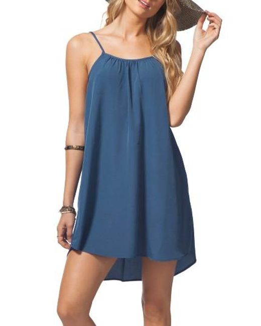 Rip Curl | Blue Classic Surf Cover Up | Lyst