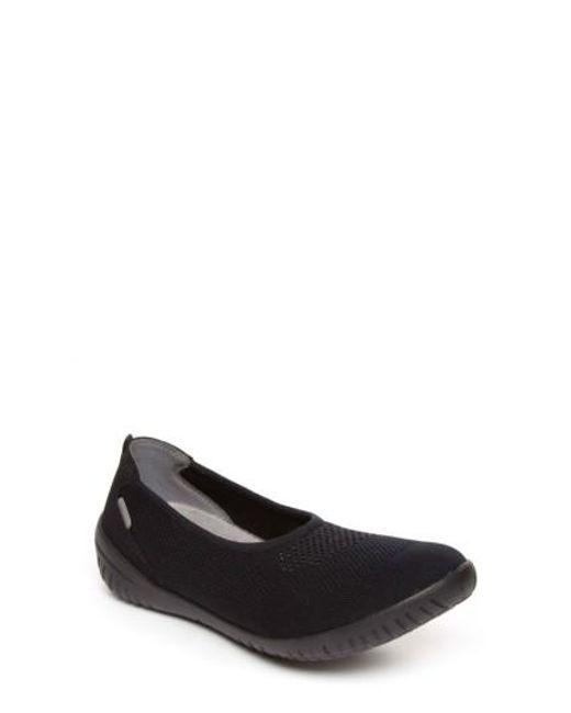 Rockport | Black Raelyn Knit Ballet Sneaker | Lyst