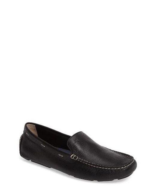 Tommy Bahama | Black Pagota Driving Loafer for Men | Lyst