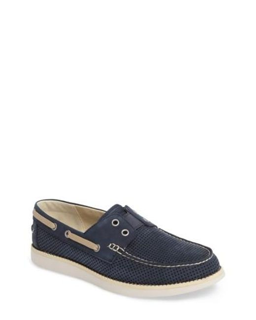 Tommy Bahama | Blue Relaxology Mahlue Boat Shoe for Men | Lyst