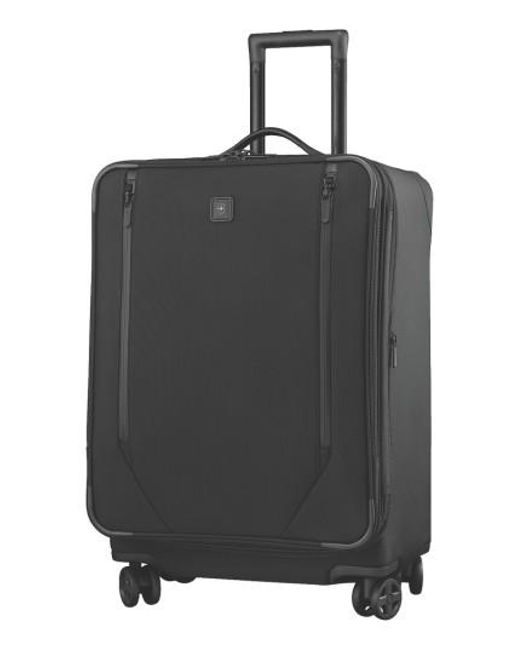 Victorinox | Black Victorinox Swiss Army Lexicon 2.0 26 Inch Wheeled Suitcase for Men | Lyst