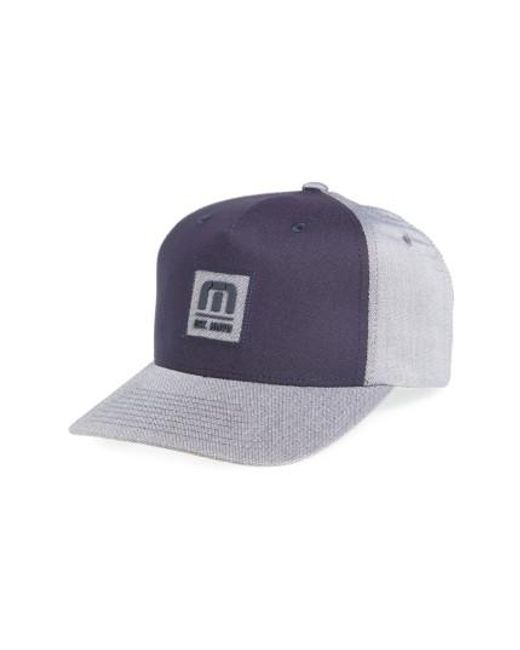 Travis Mathew | Multicolor Paul Flex Fit Baseball Cap for Men | Lyst