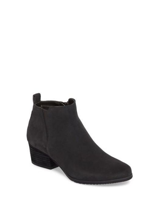 Blondo | Gray Ida Waterproof Bootie | Lyst