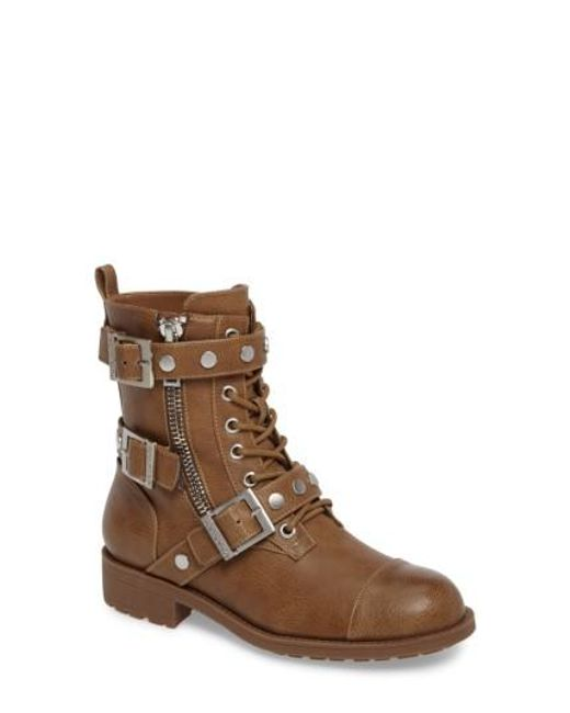 Charles by Charles David | Brown Colt Boot | Lyst