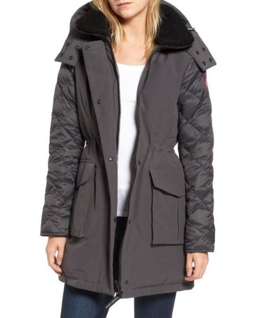 Canada Goose   Multicolor Elwin Power Fill Down Jacket   Lyst
