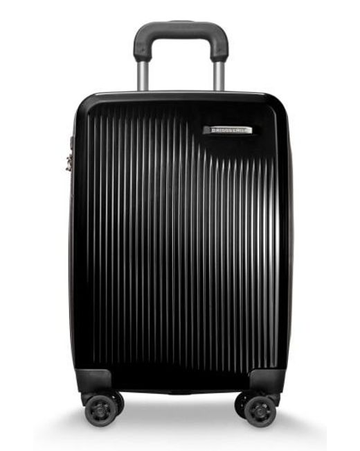 Briggs & Riley | Black Sympatico 21-inch Expandable Wheeled Carry-on for Men | Lyst