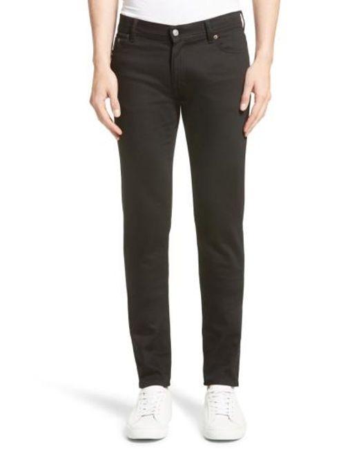 Acne | Black North Skinny Jeans for Men | Lyst