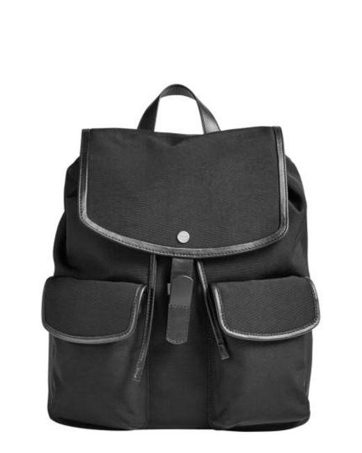 Skagen | Black Farver Backpack | Lyst