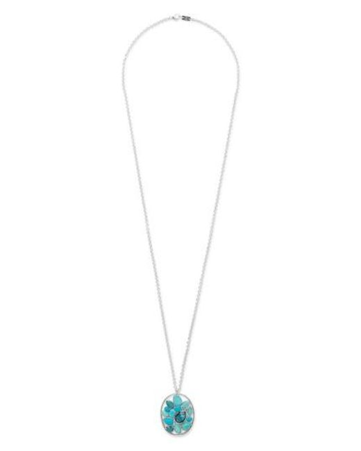 Ippolita | Metallic Rock Candy Cluster Pendant Necklace | Lyst