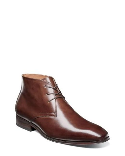 Florsheim | Brown Corbetta Chukka Boot for Men | Lyst