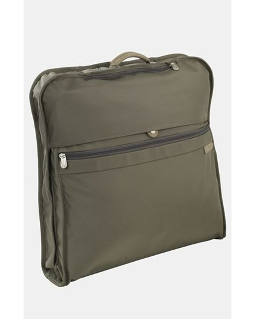 Briggs & Riley | Green 'baseline - Classic' Garment Cover for Men | Lyst