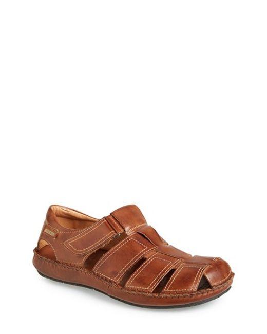 Pikolinos | Brown 'tarifa' Sandal for Men | Lyst