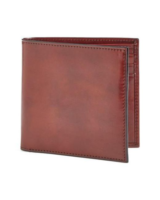 Bosca | Brown 'old Leather' Bifold Wallet for Men | Lyst