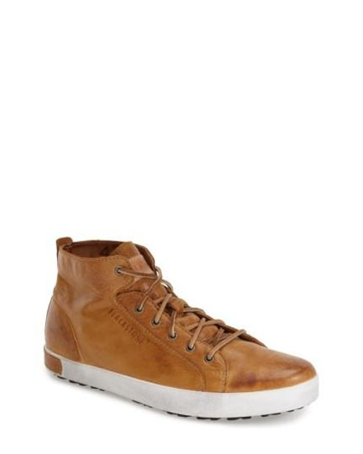 Blackstone | Brown 'Jm03' Sneaker for Men | Lyst