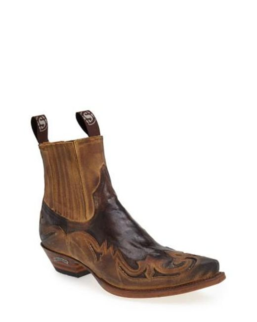 Sendra - Natural 'dale' Boot for Men - Lyst