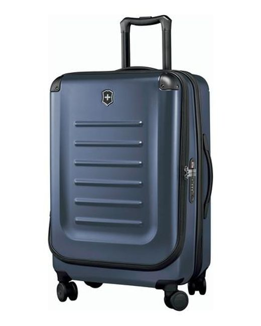 Victorinox   Blue Victorinox Swiss Army Spectra 2.0 27 Inch Hard Sided Rolling Travel Suitcase for Men   Lyst