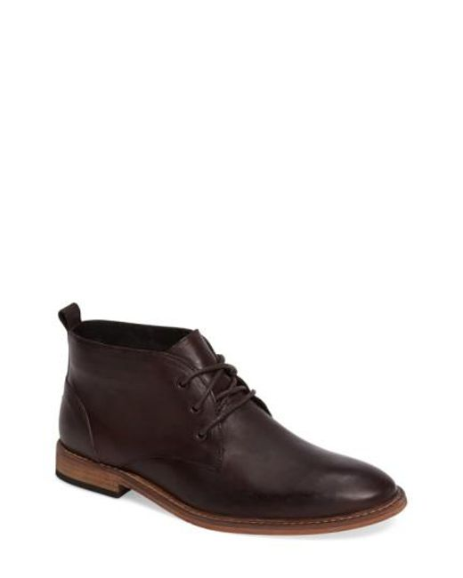 Kenneth Cole Reaction | Brown Prove Out Chukka Boot for Men | Lyst