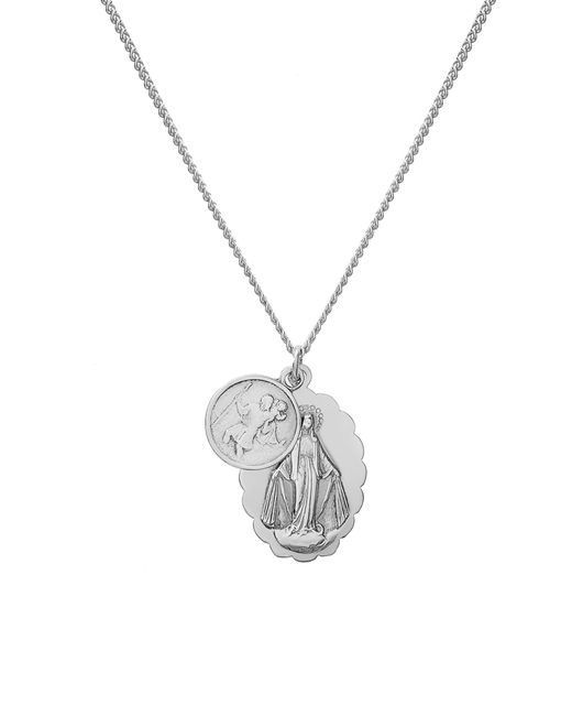 Miansai - Metallic Mini Saints Necklace - Lyst