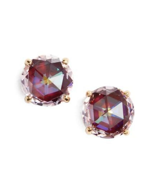 Kate Spade - Multicolor Bright Idea Stud Earrings - Lyst