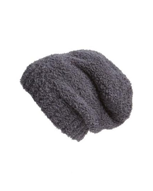 Barefoot Dreams - Gray Barefoot Dreams 'cozy Chic' Slouch Beanie - - Lyst