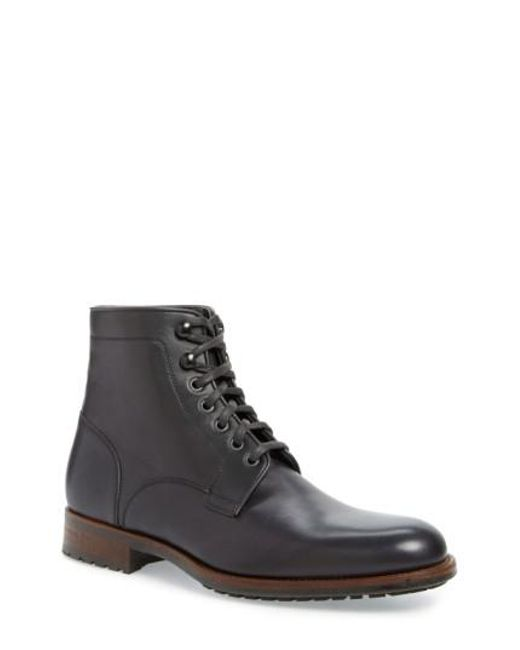 Magnanni Shoes | Brown 'marcelo' Plain Toe Boot for Men | Lyst