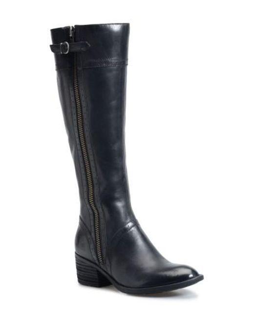 Børn | Black B?rn Poly Riding Boot | Lyst