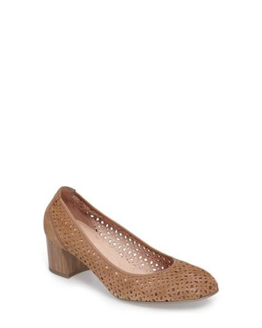 Hispanitas Women's Jovanna Perforated Pump 73s7lMUho0