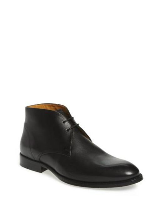 Vince Camuto | Black 'branx' Chukka Boot for Men | Lyst