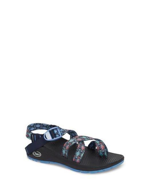 Chaco - Blue Z/cloud 2 Sport Sandal - Lyst