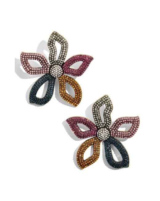 BaubleBar - Multicolor Primina Flower Drop Earrings - Lyst