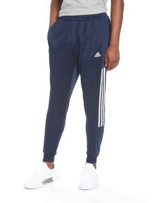 Lyst Adidas Casual Regular Fit Jogginghose in Blau für Männer