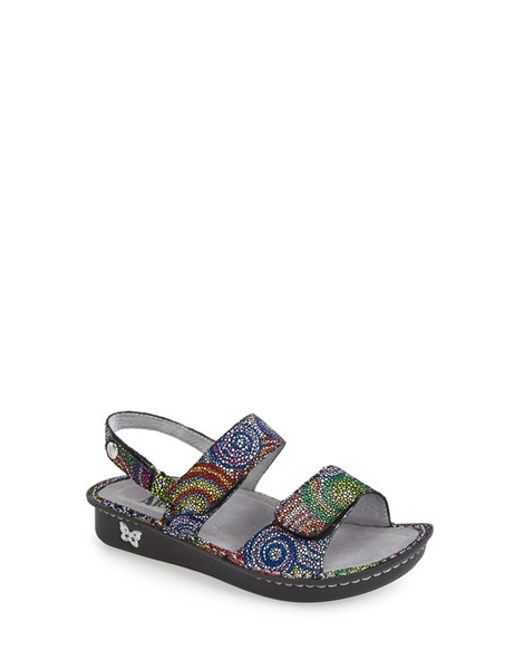 Alegria | Multicolor 'verona' Sandal | Lyst
