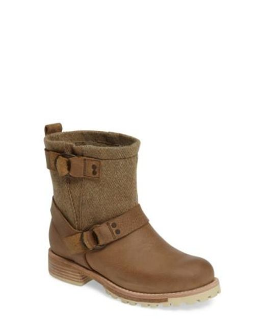 Woolrich | Natural 'baltimore' Engineer Boot | Lyst