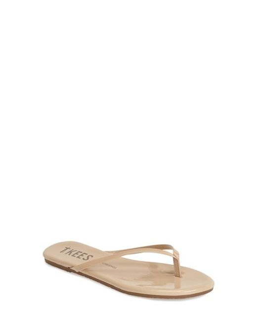 TKEES | Natural 'sunscreens' Flip Flop | Lyst