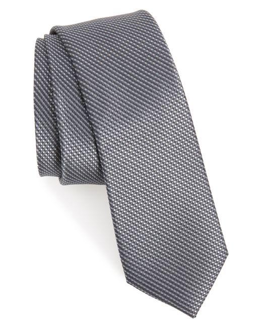 Ted Baker - Multicolor Solid Skinny Silk Tie for Men - Lyst