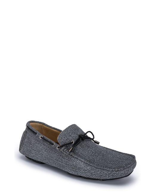 Bugatchi - Gray Pompeii Driving Shoe for Men - Lyst