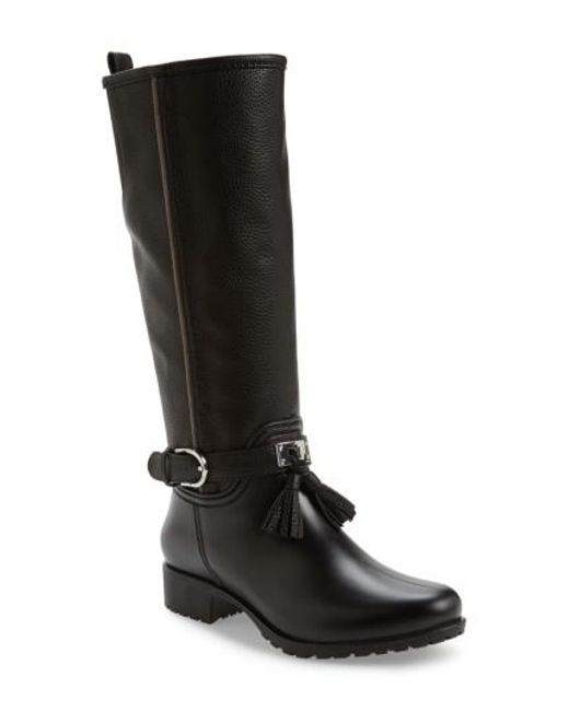 DAV Women's Inverness Faux Shearling Lined Water Resistant Boot gGiGw7