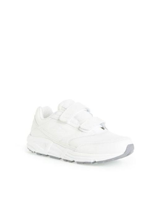 Brooks | White 'addiction' Walking Shoe | Lyst