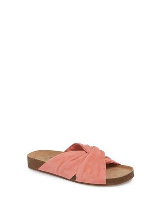Vince Camuto - Multicolor Biminti Slide Sandal - Lyst