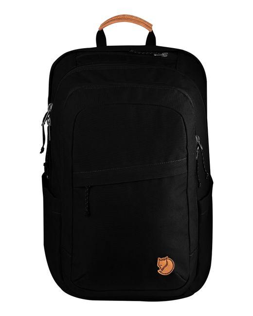 Fjallraven - Black 'raven 28l' Backpack - for Men - Lyst