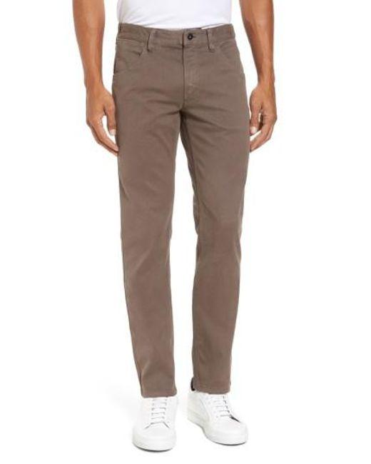 Bonobos   Brown Bedford Carpenter Slim Fit Pants for Men   Lyst