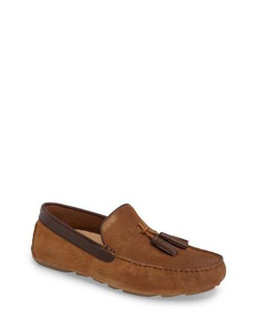Ugg - Brown Ugg Marris Driving Shoe for Men - Lyst