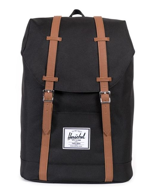 Herschel Supply Co. | Black 'retreat' Backpack for Men | Lyst