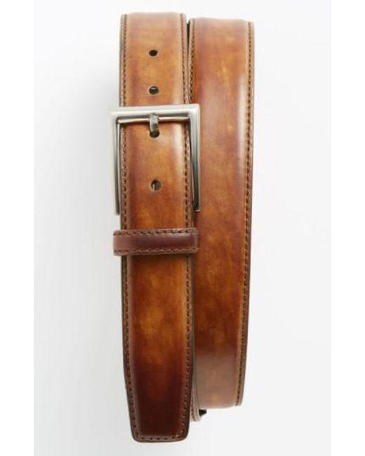 Magnanni Shoes | Metallic 'catalux' Belt for Men | Lyst
